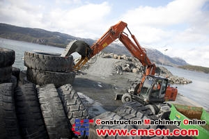 Hitachi ZX190W-3 Wheel Excavator