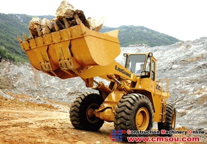 Liugong ZL50C(Weichai) Wheel Loader