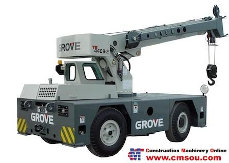 Manitowoc YB4409-2 Truck Crane