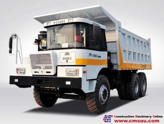 Yutong YT3581 Mining Truck