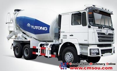 Yutong SX5255GJBJT384 Concrete Truck Mixer