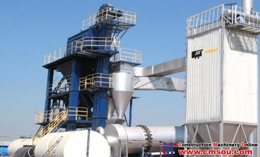 Huatong LJB1500 Asphalt Mixing Plant