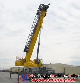 Manitowoc RT9150E Truck Crane