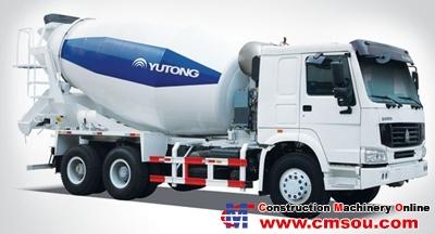 Yutong YTZ5257GJB42E Concrete Truck Mixer