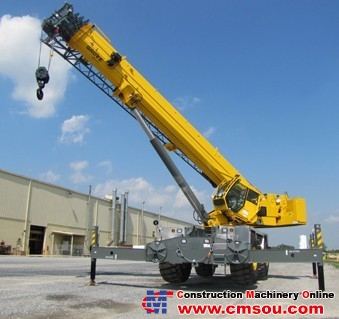 Manitowoc RT9130E-2 Truck Crane