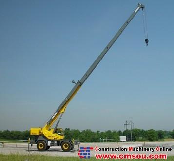 Manitowoc RT530E-2 Truck Crane