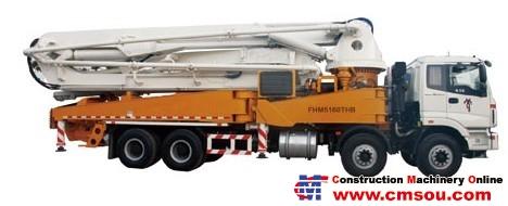 Lovol FHM5160THB Truck-mounted Concrete Pump