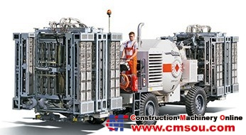 Wirtgen HM 4500 Hot recyclers
