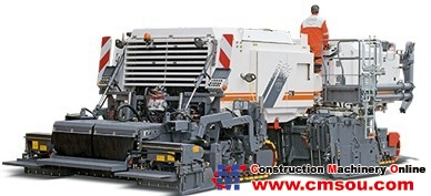 Wirtgen 3800 CR Cold recyclers