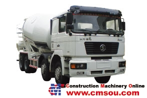 Shantui HJC5311GJB Concrete Truck Mixer