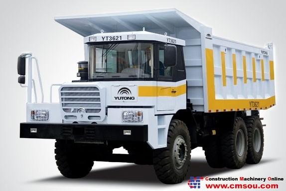 Yutong YT3621 Mining Truck
