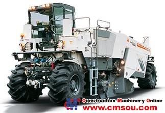Wirtgen WR 2500 SK Soil Stablizer