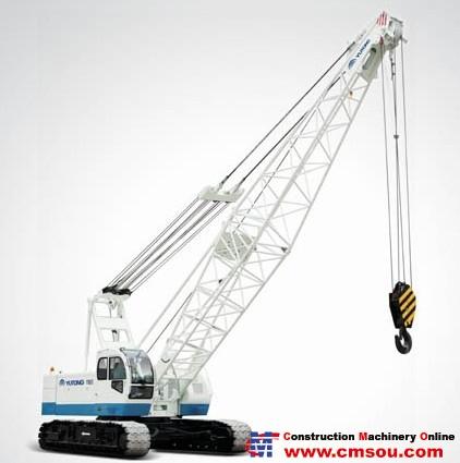 Yutong YTQU50 Crawler Crane