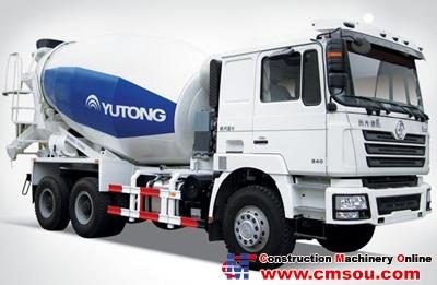 Yutong YTZ5255GJB35E Concrete Truck Mixer