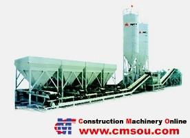 DINGSHENG WS(D)500 Soil Stabilizer Mixing Plant