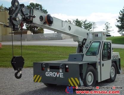 Manitowoc YB4411 Truck Crane