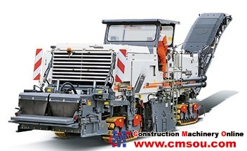 Wirtgen 2200 CR Cold recyclers