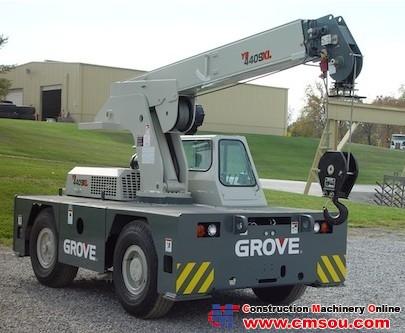 Manitowoc YB4409XL Truck Crane