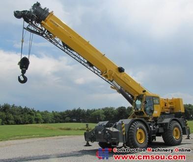Manitowoc RT765E-2 Truck Crane