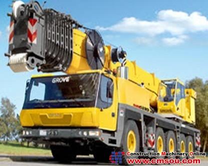 Manitowoc GMK5220 Truck Crane