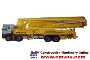 Shantui HJC5391THB 49M Truck-mounted Concrete Pump