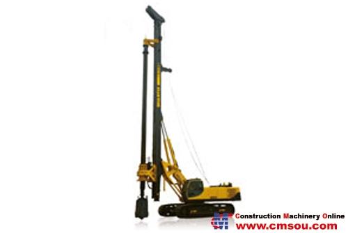 Shantui SER22 Rotary Drilling Rig