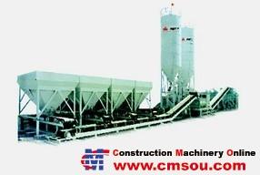 DINGSHENG WS(D)300 Soil Stabilizer Mixing Plant