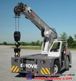 Manitowoc YB4409 Truck Crane