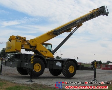 Manitowoc RT880E Truck Crane