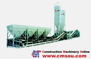 DINGSHENG WS(D)600 Soil Stabilizer Mixing Plant