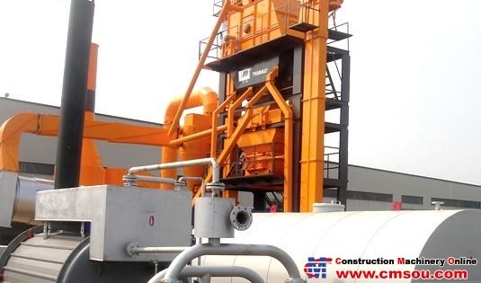 Huatong LJB1000 Asphalt Mixing Plant