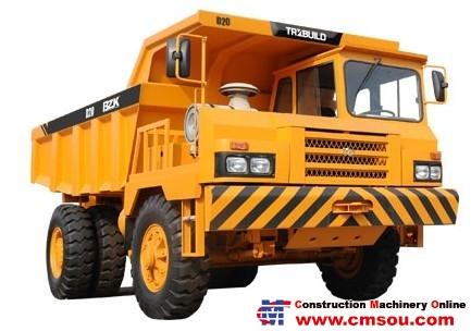 Huatong D20 Dump truck