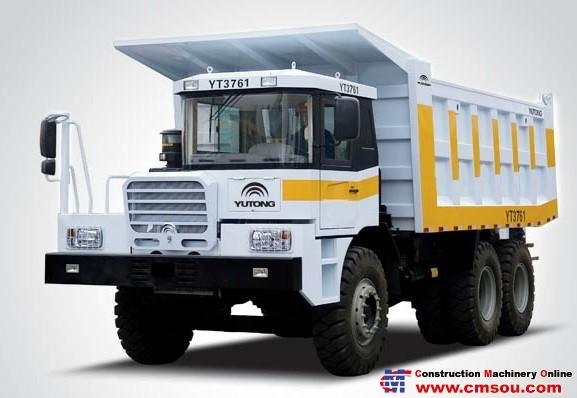 Yutong YT3761 Mining Truck