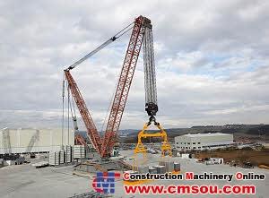 Liebherr LR 13000 Crawler Crane|Liebherr Crawler Crane