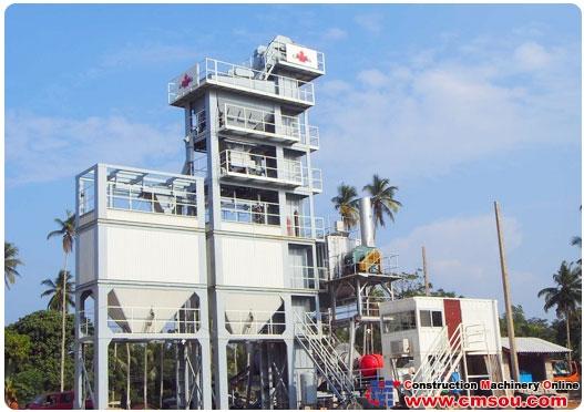 Ca-long CL-700 Asphalt Mixing Plant