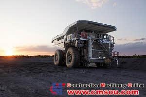 Liebherr T 264 Mining Truck