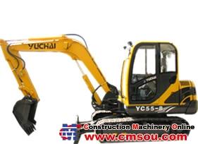 Yuchai YC55-8 Excavator