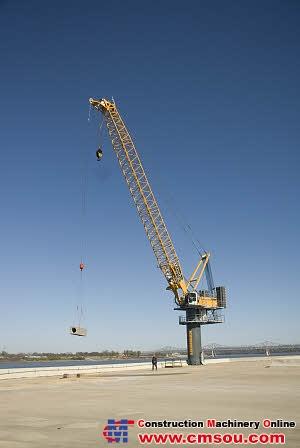 Liebherr LR 1280 Crawler Crane|Liebherr Crawler Crane - Construction