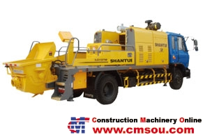 Shantui HJC5120THB Truck-mounted Concrete Stationary Pump
