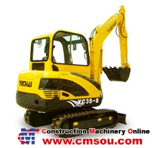 Yuchai YC35-8 Excavator