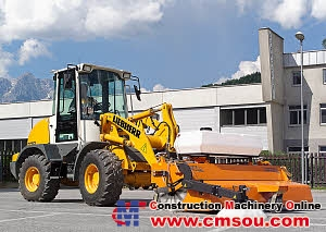 Lishide L 509 Stereo Wheel Loader