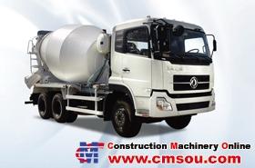 Hua-Dong HDJ5254GJBDF Concrete Truck Mixer
