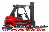 Linde H60D Diesel Forklift Truck