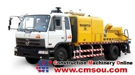 Shantui HJC5120THB-1 Truck-mounted Concrete Stationary Pump
