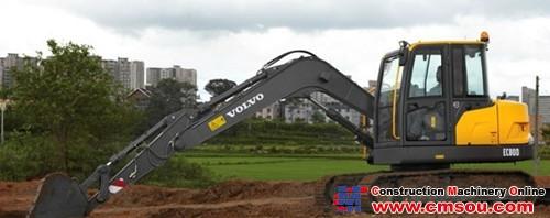 VOLVO EC80D Crawler Excavator
