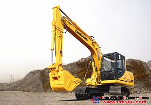 Liugong 915DIII Crawler Excavator