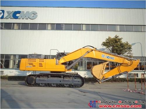 XCMG XE470C Crawler Excavator