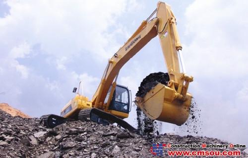 Liugong 925LCIII Crawler Excavator