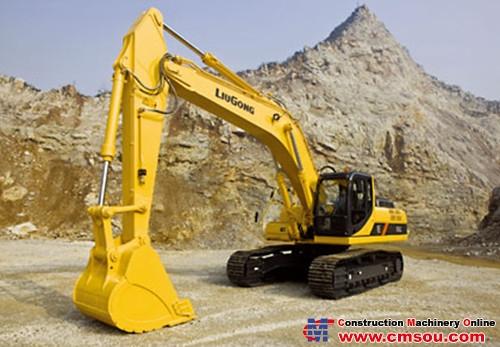 Liugong 936LCIII Crawler Excavator