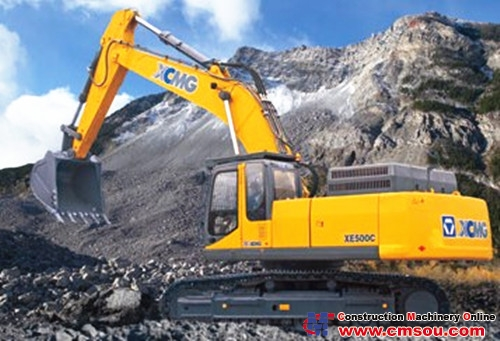 XCMG XE500C Crawler Excavator